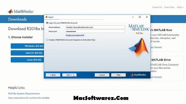 MatLab R2020a Mac
