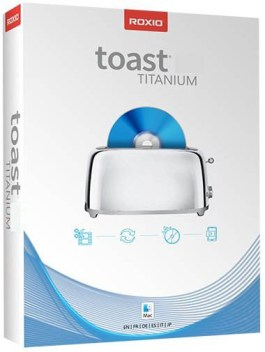 Toast Titanium Crack Mac