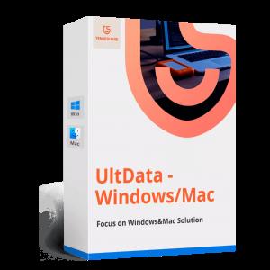 Tenorshare UltData Windows 7.3.4.37 Crack Free Download