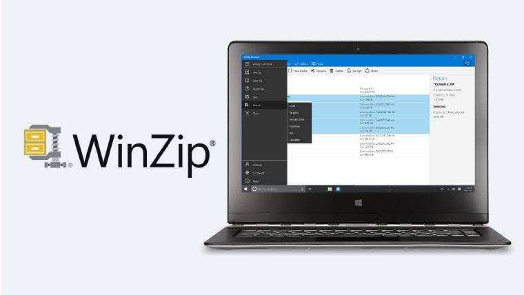 WinZip Pro 25 Crack Keygen