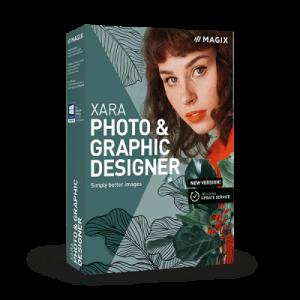 Xara Photo & Graphic Designer 17.1.0.60742 Crack Free Downoad
