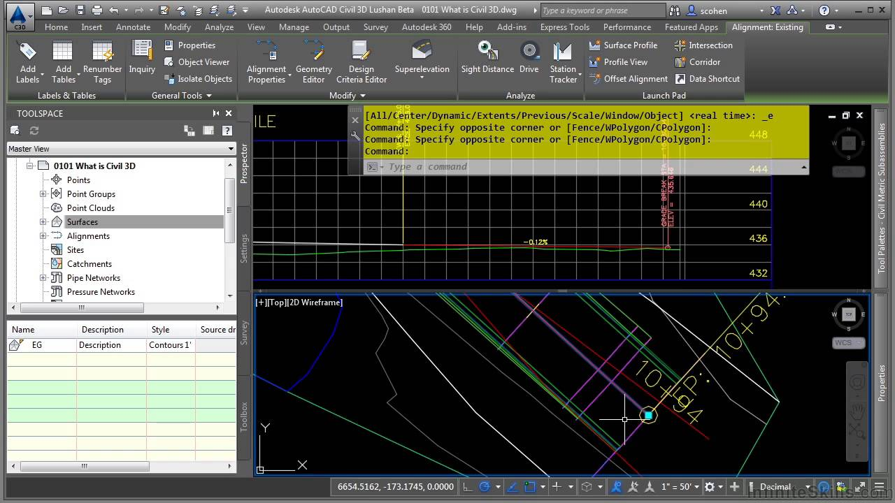 AutoCAD CIVIL 3D Crack Serial Key