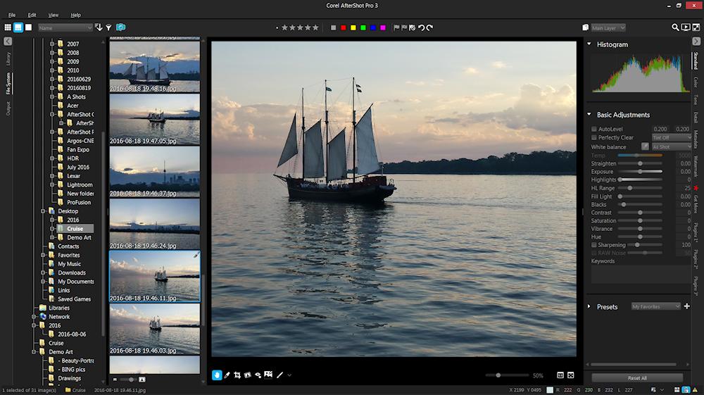 Corel AfterShot Pro 3.7.0.446 + Crack Serial Key