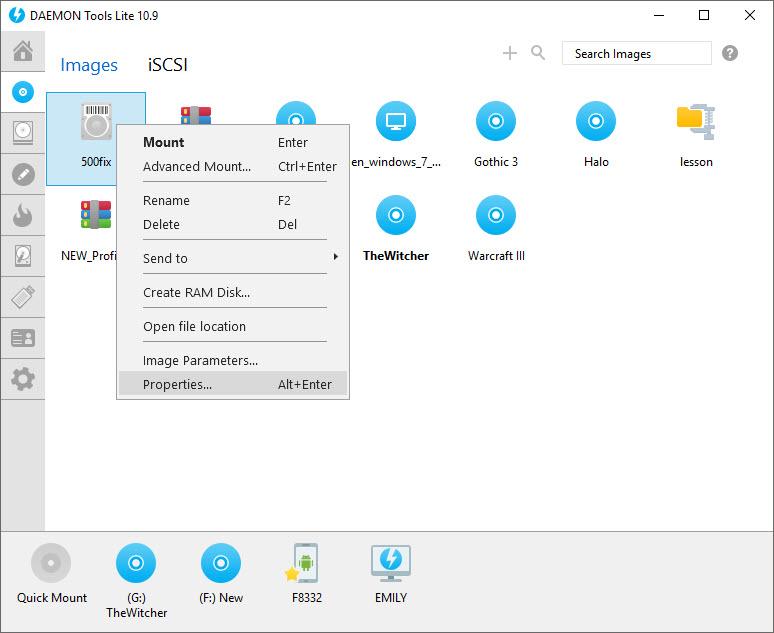 DAEMON Tools Lite 10.14.0.1679 Crack Serial Key