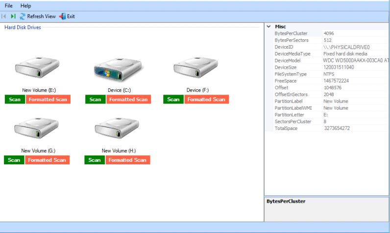 SysTools Hard Drive Data Recovery 16.1.0.0 Crack Serial Key