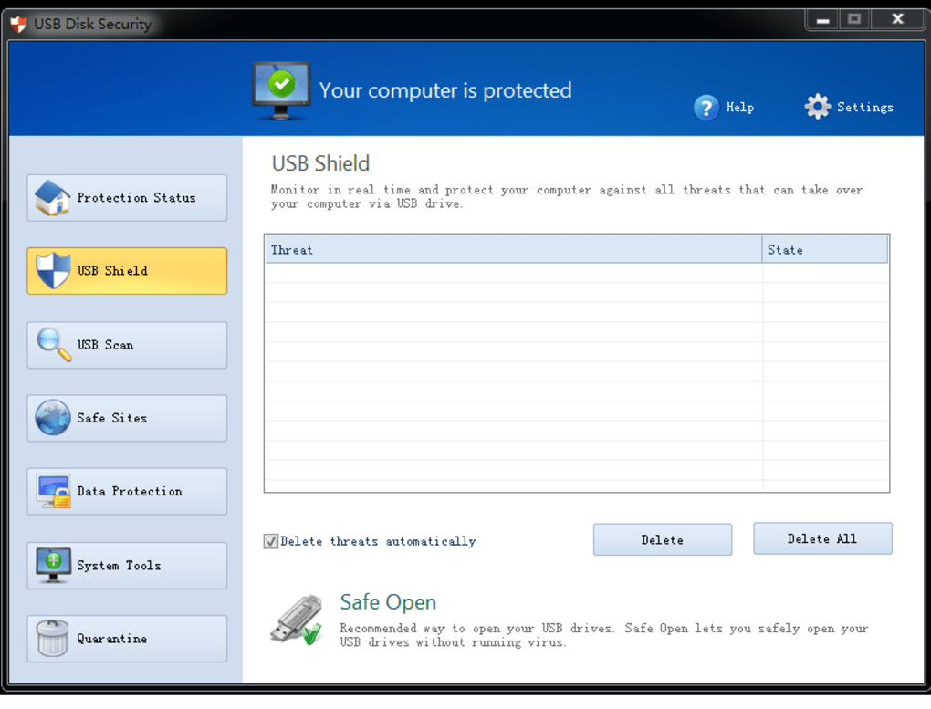 USB Disk Security 6.8.1 Crack Serial Key