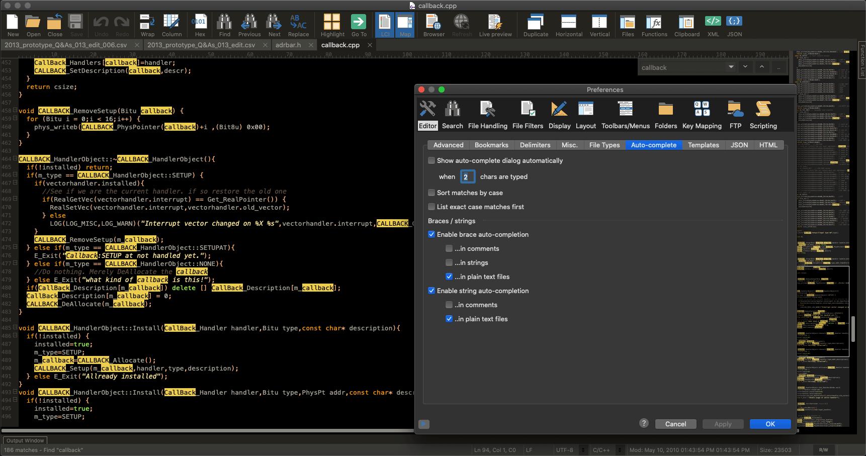UltraEdit 28.0.0.98 Crack Serial Key