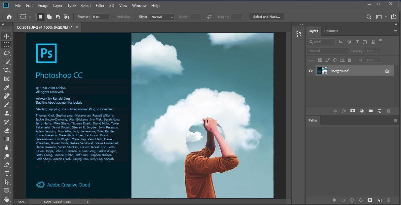 Adobe Photoshop CC 2021 Crack Serial Key