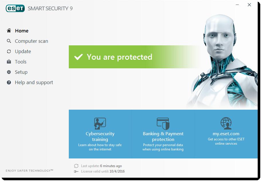 ESET Smart Security 14.0.22 Crack Serial Key