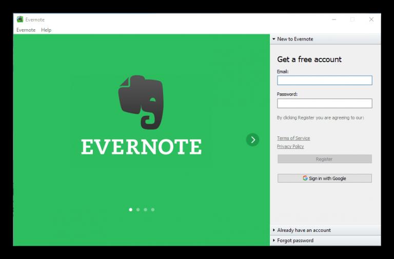 Evernote Crack 10.11.5 Build 2530 Serial Key