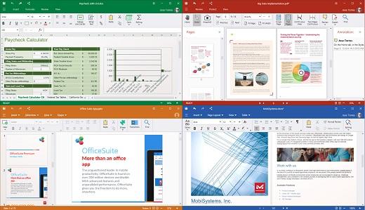 OfficeSuite Premium Crack Serial Key