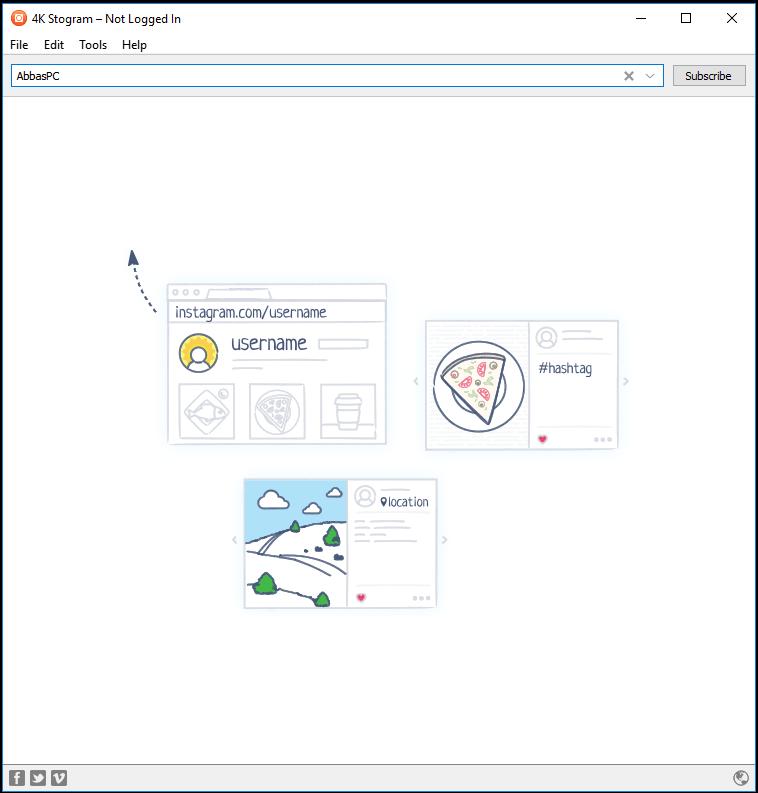 4K Stogram 3.4.1.3580 with Crack Serial Key