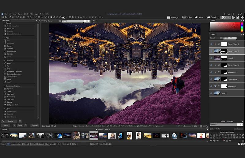 ACDSee Photo Studio Ultimate 2021 14.0. Crack + Serial Key