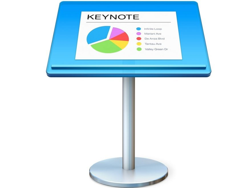 Apple Keynote 11.0.1 With Crack Full Version