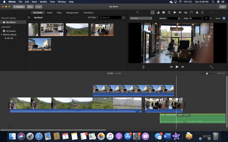 iMovie 10.2.3 Crack Serial Key