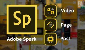 Adobe Spark 2021 Crack with Registration Key