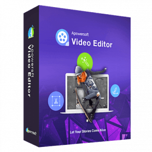 Apowersoft Video Editor 1.7.2.15 With Crack