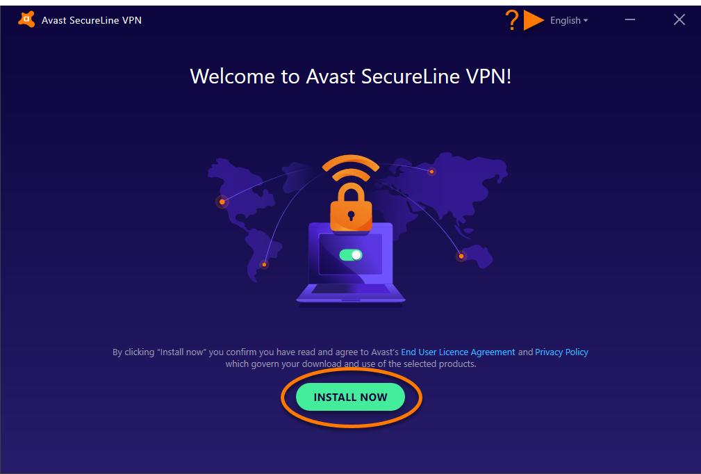 Avast SecureLine VPN V5.6.4 Crack License Key Latest