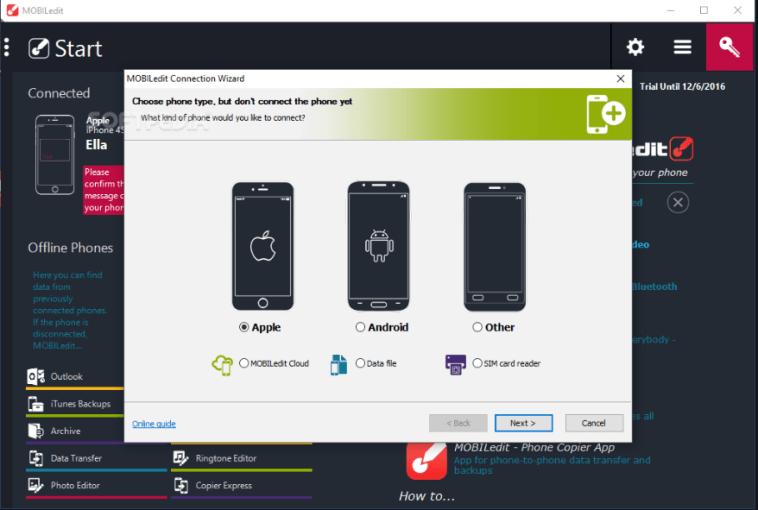 MOBILedit Forensic Express Pro 7 Crack + Activation Key Full Version