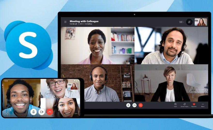 Skype 8.72.76.29 Crack Full Setup [Torrent]