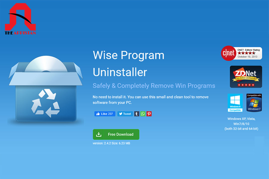 Wise Program Uninstaller 2.4.6 Build 146 With Crack