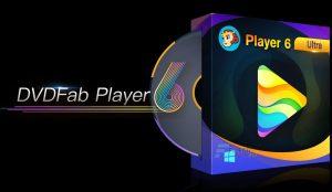 DVDFab Player Ultra 6.1.1.5 Crack + Registration Key
