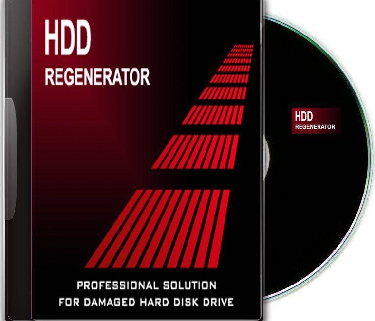 HDD Regenerator 1.71 Crack Plus Serial Key Full