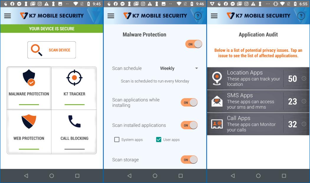 K7 Total Security 16.0.0578 Crack + Activation